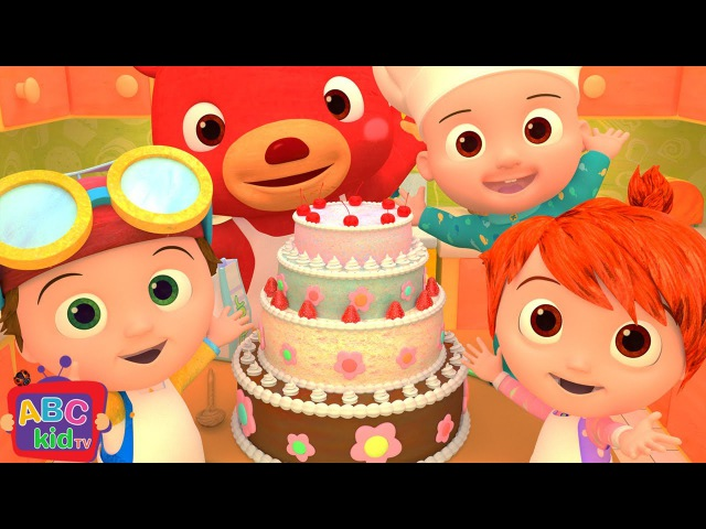 Pat a Cake Song - ABCkidTV Kids Songs