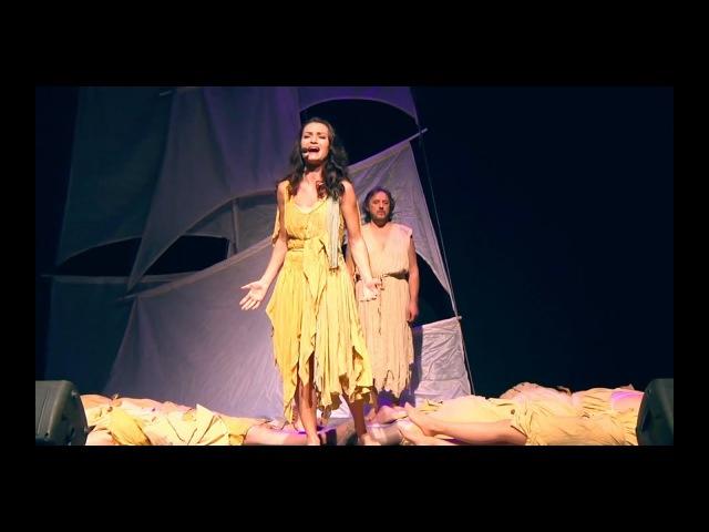 Анна Позднякова — Ария Магдалины (Рок-опера «Иисус Христос — суперзвезда»)