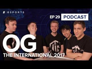 OG on preparing for The International 2017, the ideal Major system and regaining motivation