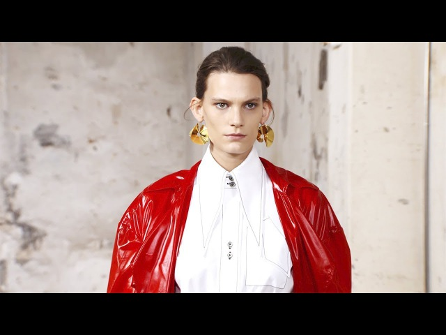 Ellery | Spring Summer 2018 Full Fashion Show | Exclusive