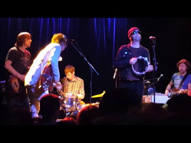 BRIAN JONESTOWN MASSACRE Servo LIVE 3/9/17 TREES DALLAS
