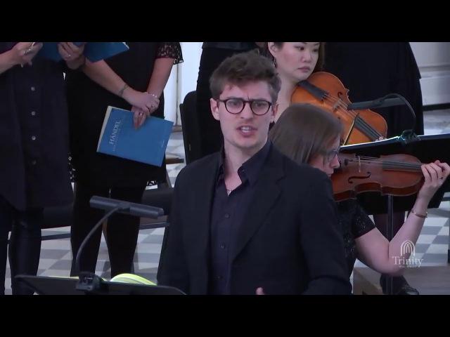 G.F. Handel - Up the dreadful steep ascending - Jakub Józef Orliński - Countertenor