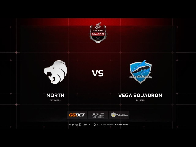 North vs Vega Squadron, overpass, ELEAGUE Major Boston 2018
