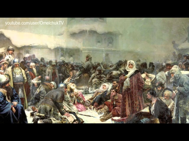 "Как Московия украла историю Украины. Часть ІІІ Muscovy has ""stolen"" history of Russ-Ukraine."