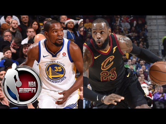 Kevin Durant or LeBron James Who will unwrap a win on Christmas Day | ESPN