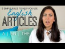English Articles 3 Simple Rules To Fix Common Grammar Mistakes Errors