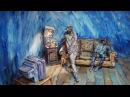 Color of Reality · Coub | Коуб | Видео | Визуальное Наслаждение | Удовольствие | Цвета Реальности | Ожившие | Искусство | Арт | Красивое | Танец | Движения | Танцует | Смысловое | Замысел | Задумка