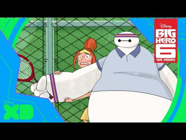 Big Hero 6 | Baymax and Honey Lemon | Official Disney XD UK