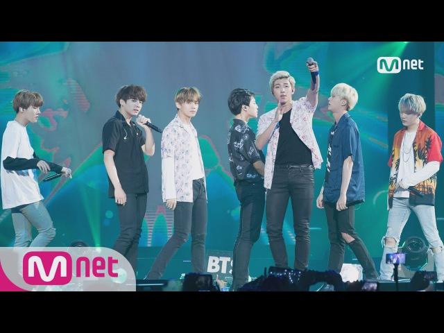 [KCON NY] BTS-Save Me 160630 EP.481ㅣ KCON 2016 NY×M COUNTDOWN