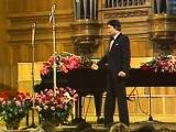 Юрий Гуляев - Коль любить, так без рассудку... (1978 муз. Рейнгольда Глиэра - ст. Алексея Константиновича Толстого)