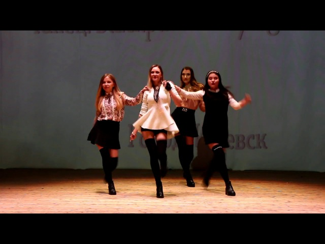 BLACKPINK ( 블랙핑크 ) - Playing with fire ( 불장난 ) dance cover by C.A.T.
