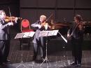 Antonín Dvořák, Terzetto in C major, Op. 74 for 2 Violins and Viola 1/3