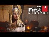 Представлены первые 15 минут геймплея Assassins Creed: Origins — The Curse of the Pharaohs