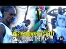 Snoop Dogg Chris Brown SHUT S**T DOWN 2 Chainz Lil Dicky Hilarious Commentary By Mike Rapaport