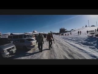 Зима на Ай-Петри / Аренда снаряжения