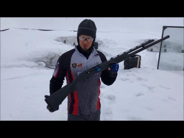 Обзор ружья Stoeger M3K применительно к IPSC (практическая стрельба)