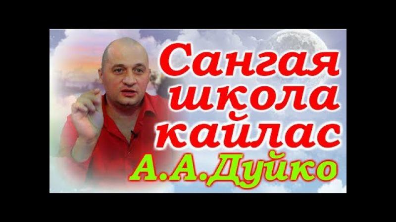 Сангая Андрей Дуйко Школа Кайлас