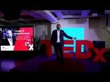 TEDx - Андрей Парабеллум - Как улучшить качество своей жизни, изменив всего лишь 1% д...