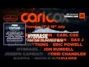 #Techno #music with @HybrasilMusic - Pure Carl Cox (Privilege Ibiza) #Periscope