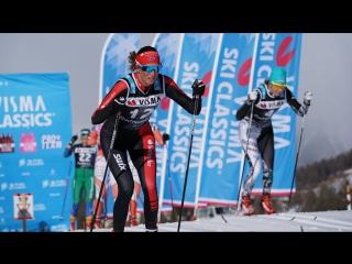 Visma Ski Classics 2017. Ля Сгамбеда (Италия). 2 декабря 11.30