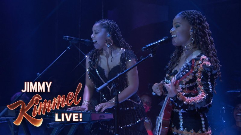 Chloe X Halle - The Kids Are Alright (Jimmy Kimmel Live)
