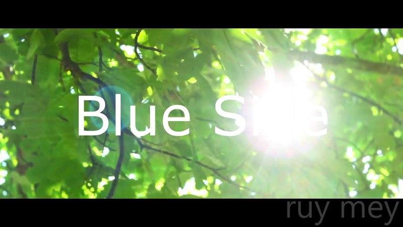 (рус.суб)j-hope – Blue Side (Outro) Кириллизация(караоке)