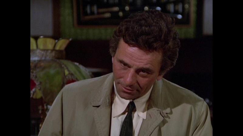 Коломбо - Сезон 6 (1976—1977) - Серия 3 Высокоинтеллектуальное убийство
