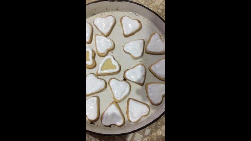 Домашнее печенье 🍪