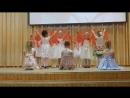 Танец: Мамы моей глаза (В небе парит свет голубой, вновь я с тобой)