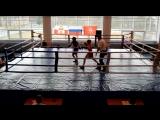 Тимофеев Сергей.Полуфинал первенства Центрального Федерального округа(1 раунд)