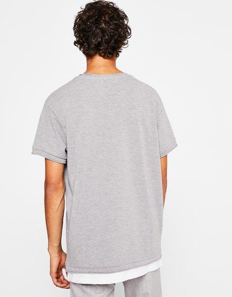 Двуслойная футболка