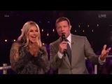Интервью Фёрги на X Factor UK