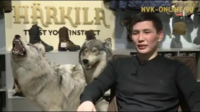 Любимец Якутии двукратный чемпион мира и шестикратный чемпион России
