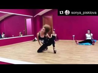 Choreo by Sonya Pisklova| Strip Plastic| Lady's Dance| Biales Dance