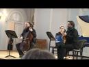 Дж Б Витали Партита sopra diverse sonate per il violone Chiacona