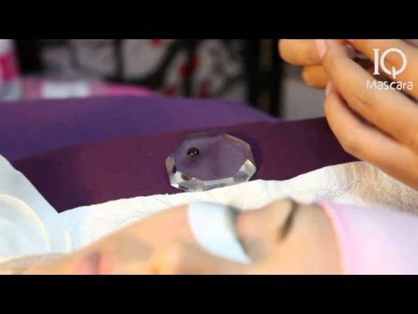 IQ Mascara (Полуперманентное окрашивание ресниц)