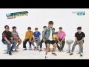 150617 Weekly Idol - BTS рус.саб