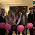 D'LuXE on Instagram Cutting the ribbon for @RazzamatazBrentwood this morning