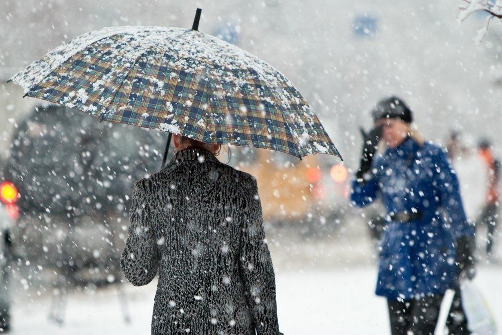Первые сугробы появятся в российской столице  сначала  следующей недели