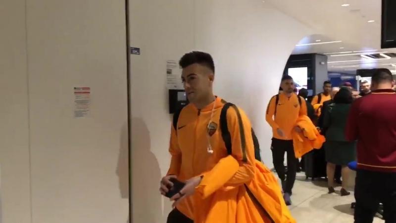 Команда отправляется в Харьков
