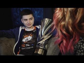 Интервью с RAMZES666 после победы  на Кубке России