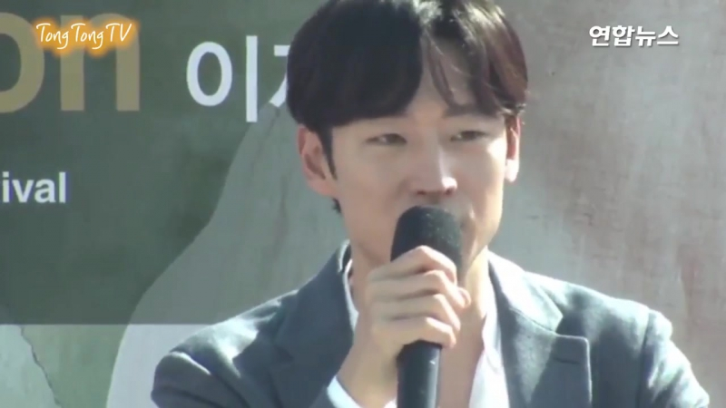 BIFF 2017 Open Talk with Lee Je Hoon