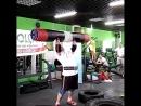 Александр Курак (Беларусь), бревно - 185 кг, турнир памяти Ирины Ширяевой 💪