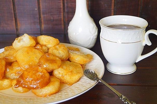 Залабия – сладкие пончики