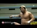 Suwama, Yusuke Okada, Billy Ken Kid vs. Joe Doering, Black Tiger, Keiichi Sato AJPW - Excite Series 2018 - Day 9