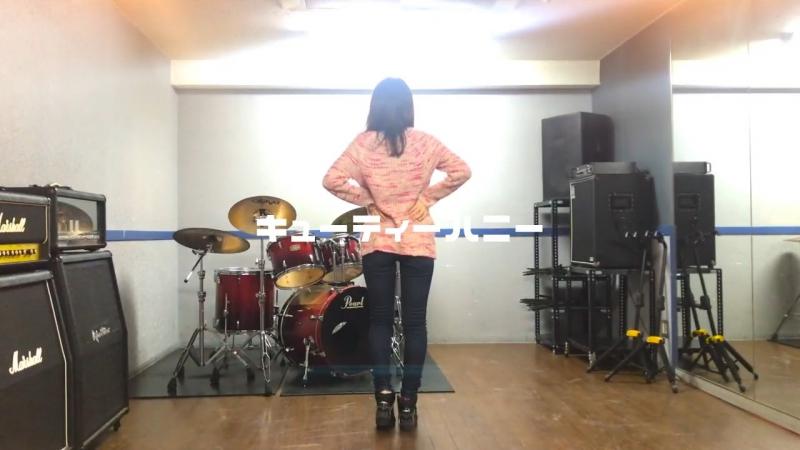 【トースト・チューアイ】あーりんのキューティーハニー【踊ってみた】 sm32411551
