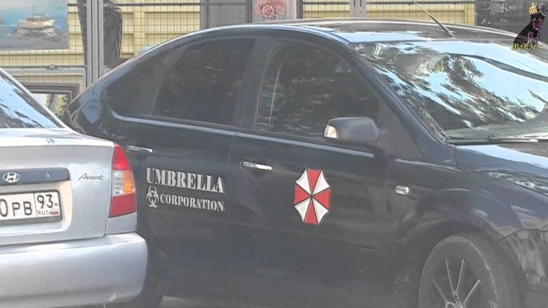 Umbrella Corporation in Krasnodar 05 18 2015 Корпорация Амбрелла в Краснодаре 18 05 2015 смотреть онлайн без регистрации