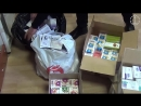 Задержание петербургской банды из 23 торговцев бадами