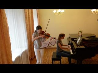 ДДТ - Это все _ кавер на скрипке и пианино