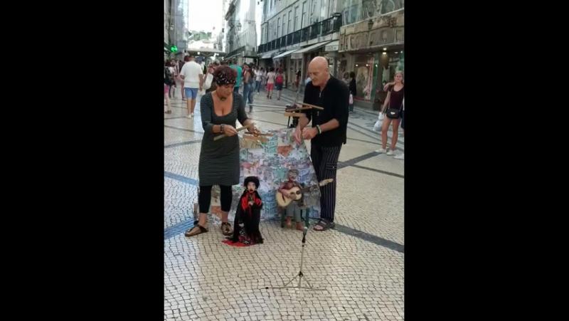Кукловоды. Лиссабон, 2017